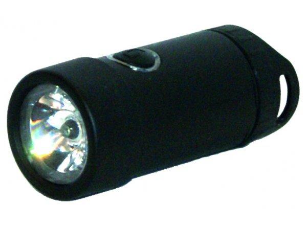 PŘEDNÍ SVĚTLO KTM HP LIGHT LED 200 Lumen Black