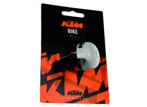 Zvonek KTM Bell Toolless 2021 White