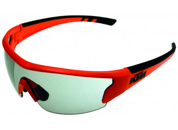 Cyklistické brýle KTM Factory Team Photochromic Orange