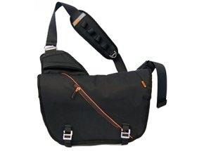 Taška přes rameno KTM Factory Team Messenger Bag Black (orange)