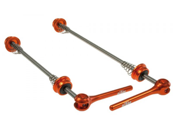 Rychloupínák KTM Titanium 45g Orange