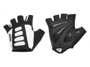 Dámské cyklistické rukavice KTM Factory Lady Gloves Black/white
