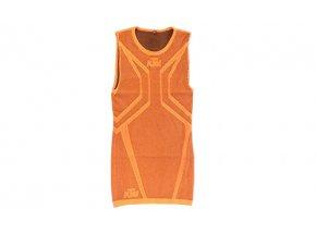 Funkční triko bez rukávů KTM Factory Team 1ST Liner Orange