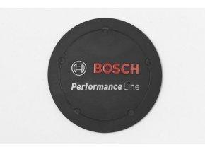 Logo krytka k motoru Bosch Performance line Black