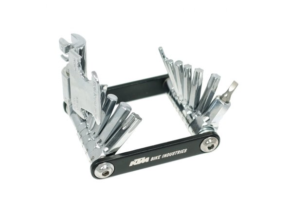 Multiklíč KTM Minitool Micro 22 Black