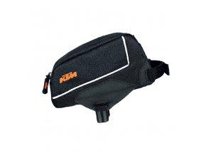 Brašna na rám KTM Top Tube Bag Velcro Black