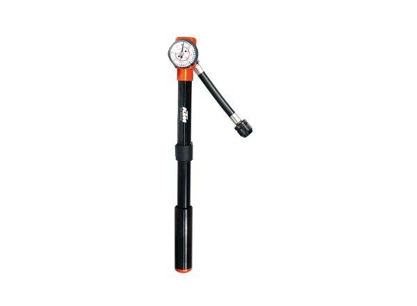 Pumpa KTM Dämpferpumpe CNC na vidlici a tlumič Black/orange