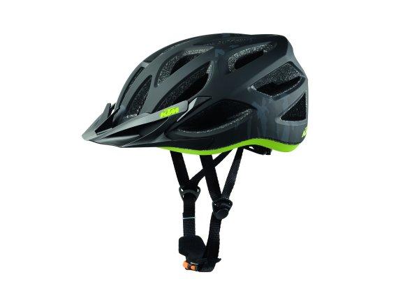 Cyklistická přilba KTM Lady Character Black/green