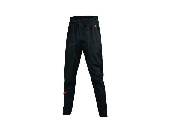 Nepromokavé kalhoty KTM Factory Character Wind & Rain Black/orange