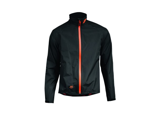Bunda KTM Factory Character Wind and Rain 2021 Black/orange