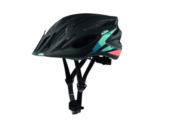 Cyklistická přilba KTM Lady Line Black/coral