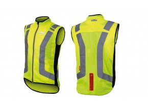 Reflexní vesta KTM Safety Jacket team Reflex Yellow