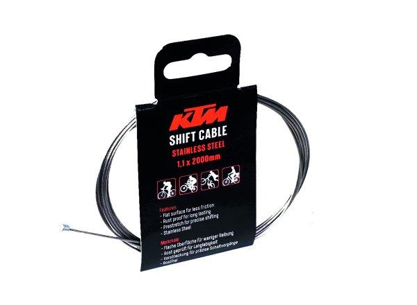 Řadící lanko KTM Silver