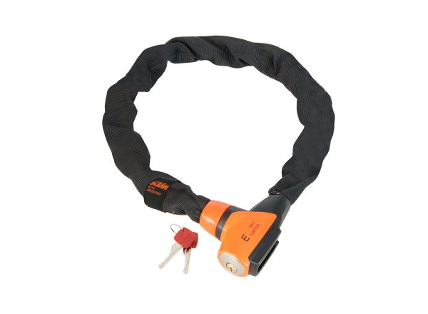 Zámek KTM Chain Lock BC 340 Black/orange