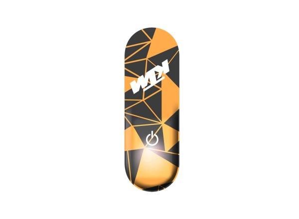 Magnetický reflexní prvek s LED diodami KTM Urban Orange/black