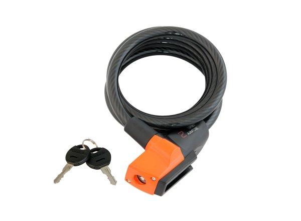 Zámek KTM Trelock SK 215 Black/orange