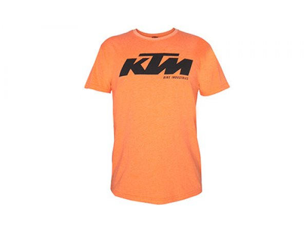 Tričko KTM Factory Team Orange/black