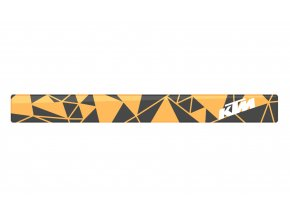 Reflexní pásek KTM Snap Wrap Urban Orange/black
