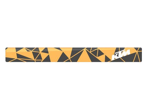 Reflexní pásek KTM Snap Wrap Urban 2021 Orange/black