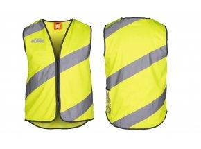 Reflexní vesta KTM Safety Jacket Urban Reflex Yellow