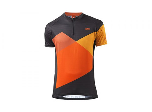 Dres KTM Factory Character Black/orange