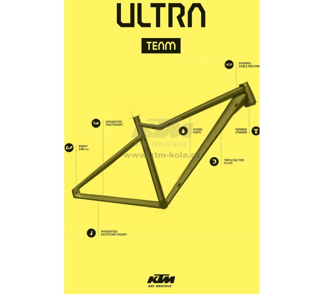 2018 ktm ultra team. contemporary team horsk kolo ktm ultra team 2922 2018 black mattorange inside ktm ultra team _