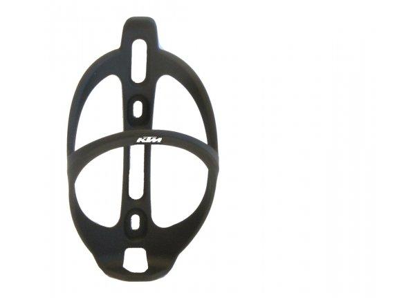Košík na láhev KTM Bow Black/white