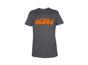 Tričko KTM Factory Team Grey/orange