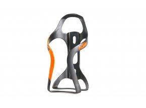 Košík na láhev KTM Prime Carbon 100% Wing 2021 Black/orange