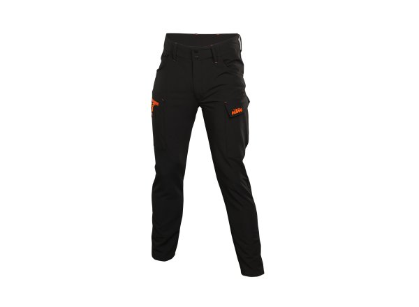 Kalhoty KTM Factory Team Work Pant Black