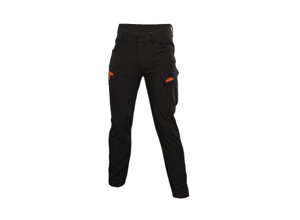 Kalhoty KTM Factory Team Work Pant Black