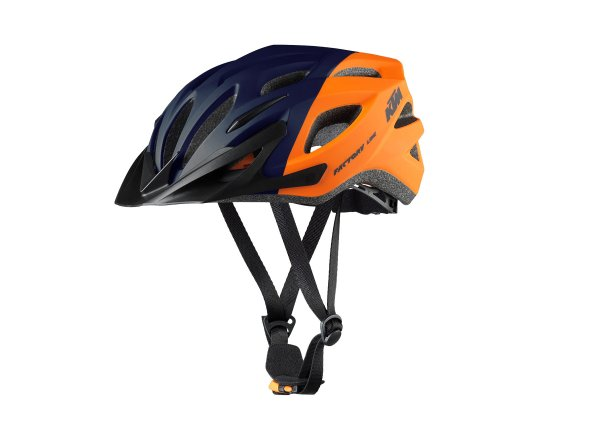 Cyklistická přilba KTM Factory Line 2019 Dark blue/orange
