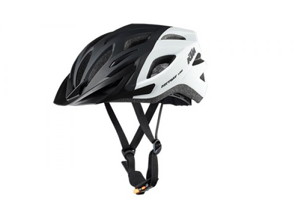 Cyklistická přilba KTM Factory Line 2019 Black/white