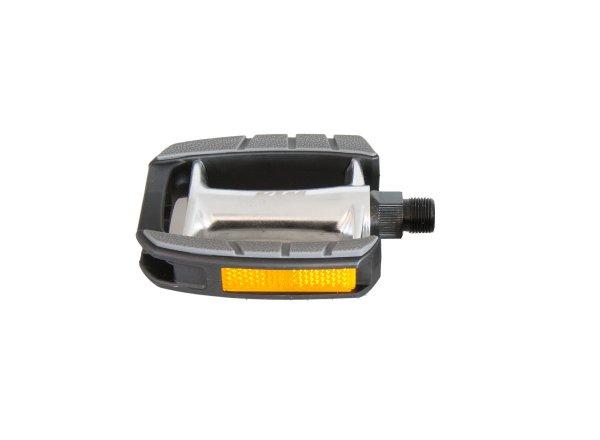 Pedály KTM Trekking Light (1 pár) black/silver