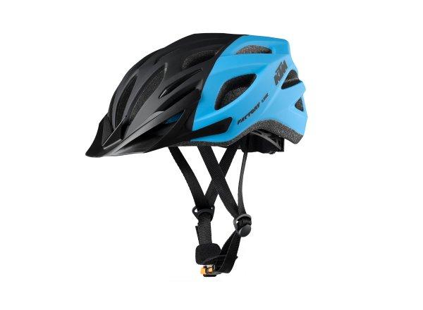 Cyklistická přilba KTM Factory Line 2019 Blue/black