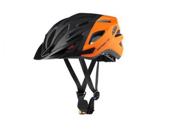 Cyklistická přilba KTM Factory Line Black/orange
