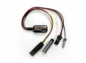 Speed Box PLATINUM pro Bosch (Active/Performance/CX do roku 2019) Black