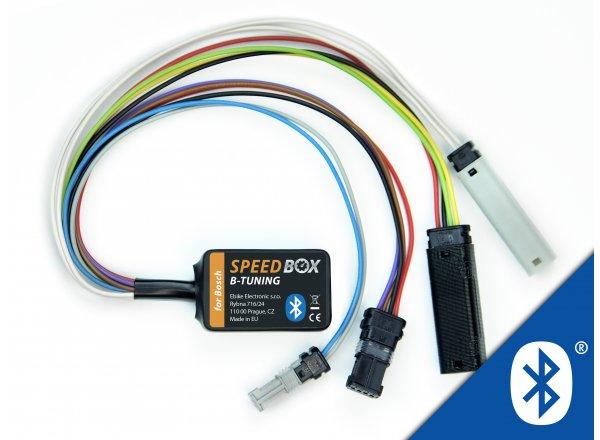 Zvýšení rychlosti Speed Box B-Tuning pro Bosch Bluetooth -