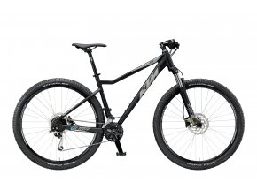 Horské kolo KTM ULTRA FUN 29.27 2019 Black matt (grey+azzuro)