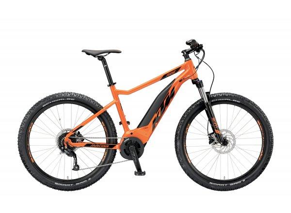 Elektrokolo KTM MACINA RIDE 271 2019 Orange (black)