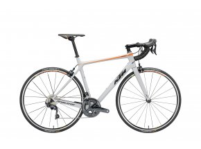 Silniční kolo KTM REVELATOR 4000 22 2019 Lightgrey matt (orange+black)