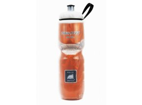 Cyklistická láhev POLAR BOTTLE Insulated 0,7l ORANGE