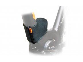 Ochranný návlek KTM na konektory k baterii Black