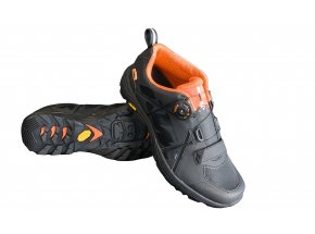 Cyklistické tretry KTM Factory Enduro MTB/Tour Black/orange