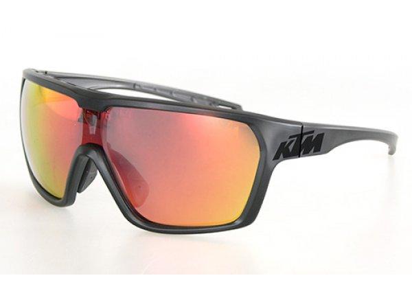 Cyklistické brýle KTM FC Polarized Black/orange