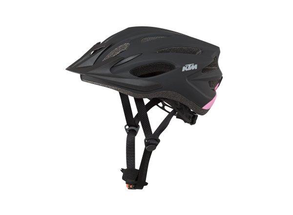Cyklistická přilba KTM Factory Lady Black/berry