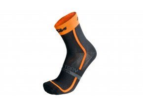 Ponožky KTM Factory Team Black/orange