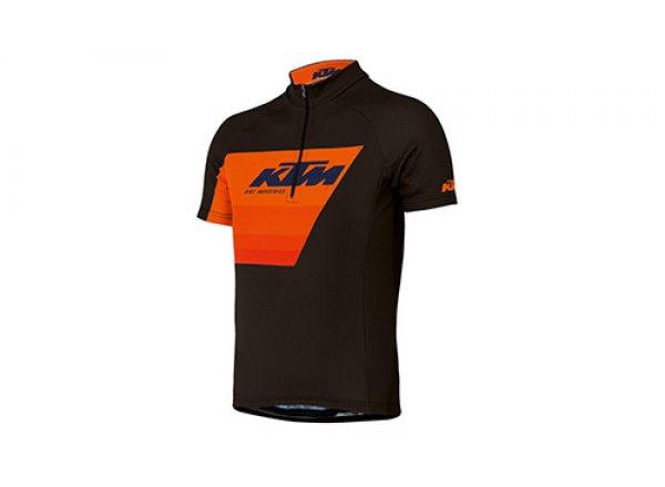 Dětský dres KTM Factory Youth Black/orange