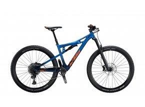 Horské kolo KTM PROWLER 292 29 2020 faded blue (orange)