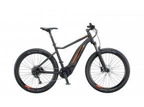 Elektrokolo KTM MACINA ACTION 271 500Wh 2020 black matt (black +orange glossy)